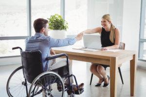 Inclusão de pessoas com deficiência no mercado de trabalho