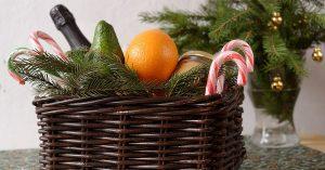4 maiores benefícios da cesta de Natal para os funcionários